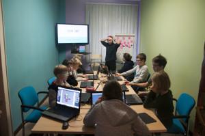 Warsztaty Świąteczne - programowanie dla dzieci i młodzieży